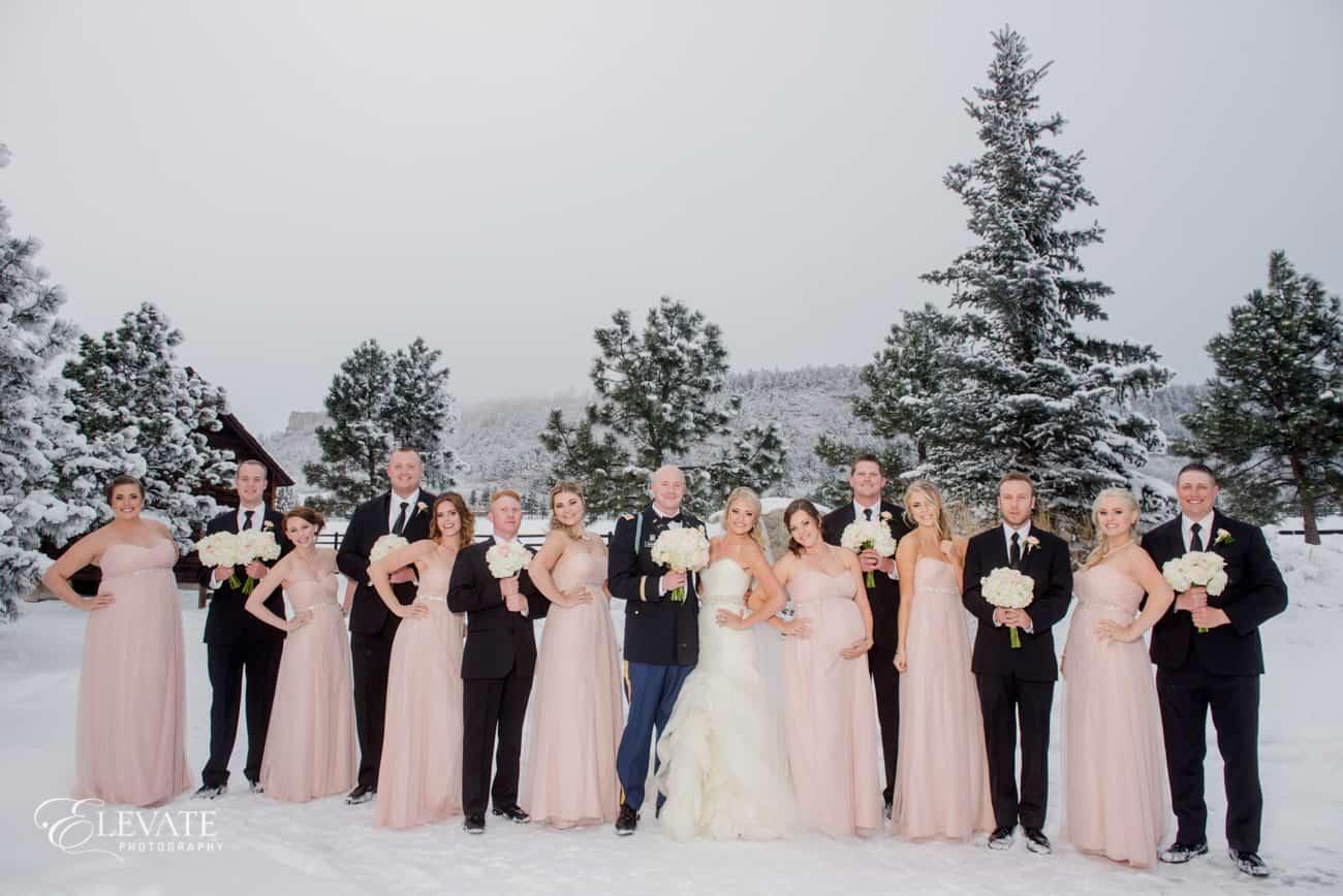 Cloud 9_bridal party