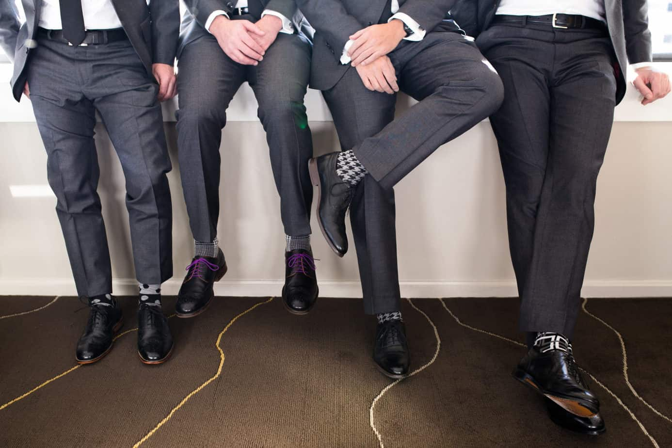 groomsmen socks_cloud 9