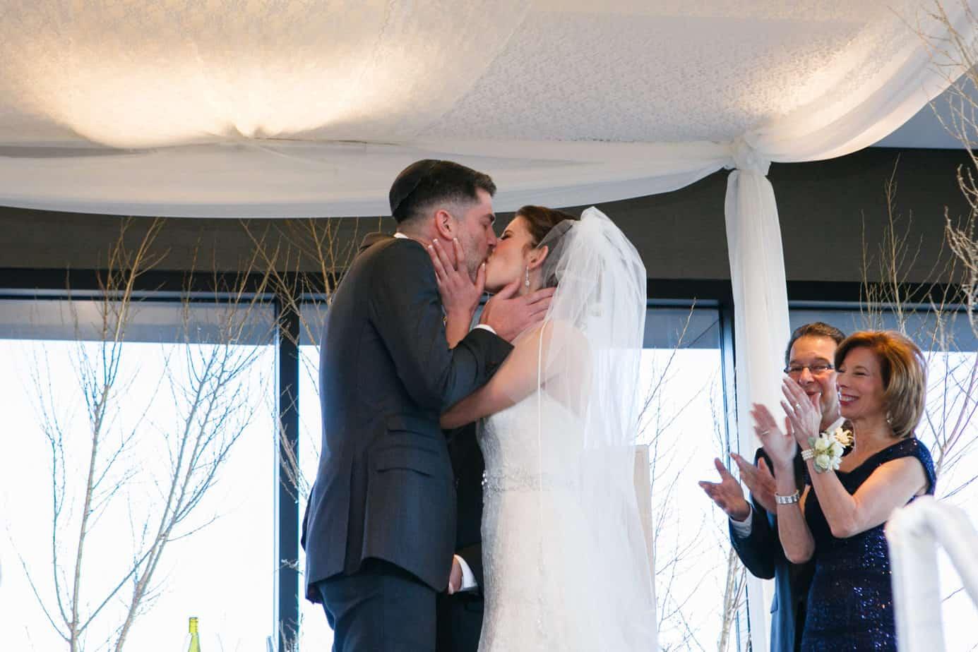 kiss_denver wedding ceremony
