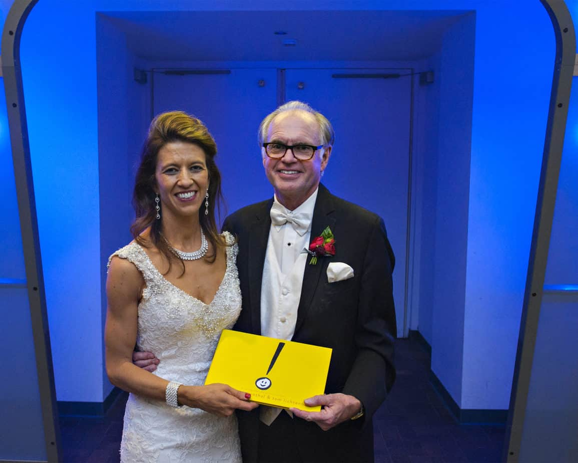 exclamation mark book_cloud 9_denver wedding planner