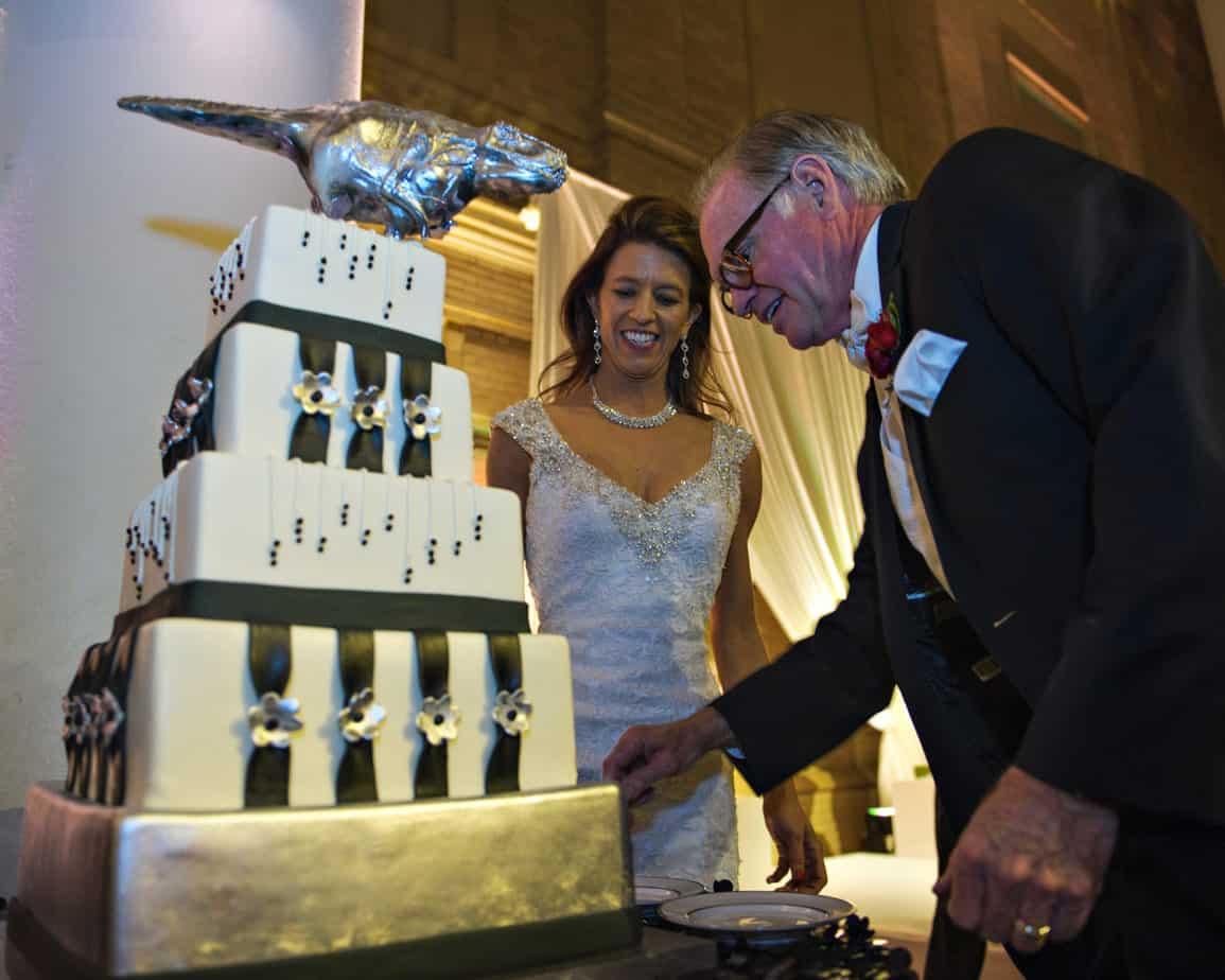 gateaux_denver wedding cake_cloud 9