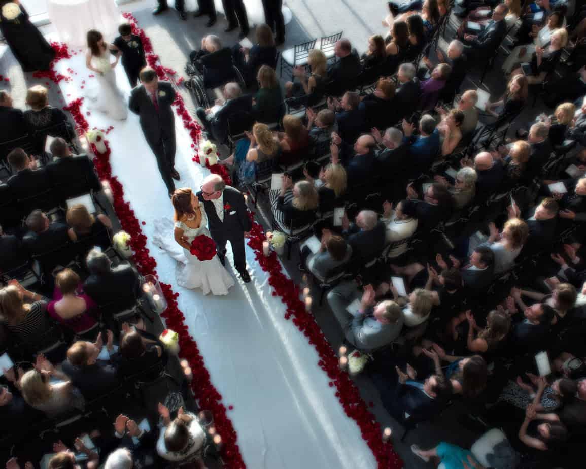 DNMS wedding ceremony