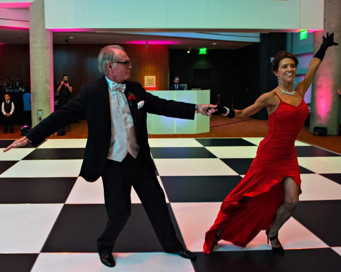 1st dance tango
