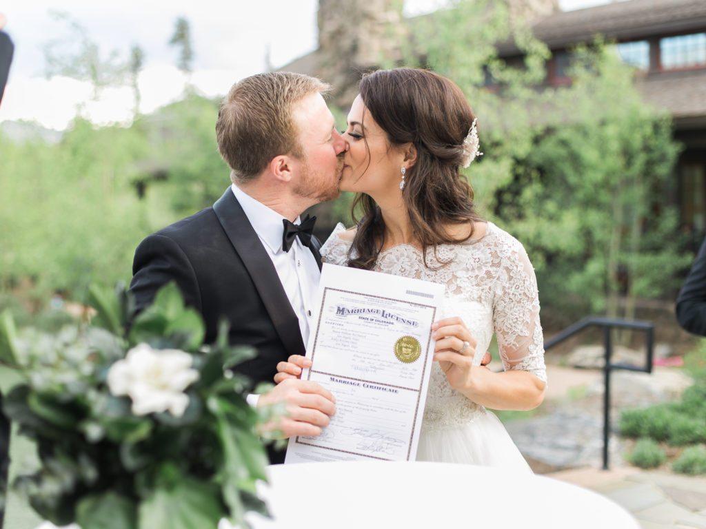 colorado marriage license