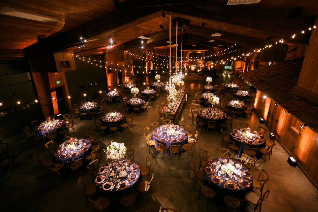navy and copper luxury wedding at spruce mountain ranch