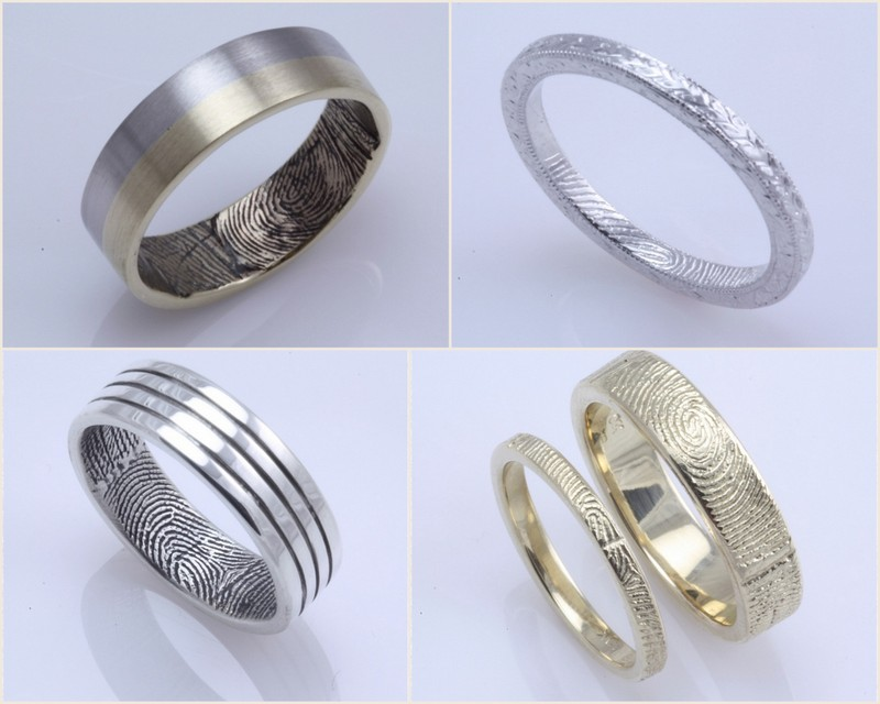 fingerprint cheap love of rings and wedding hers cartier michaelkorsinc his bands band engagement