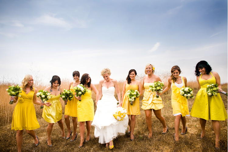 Dressing Colors That Match Color of Bridesmaid Dress