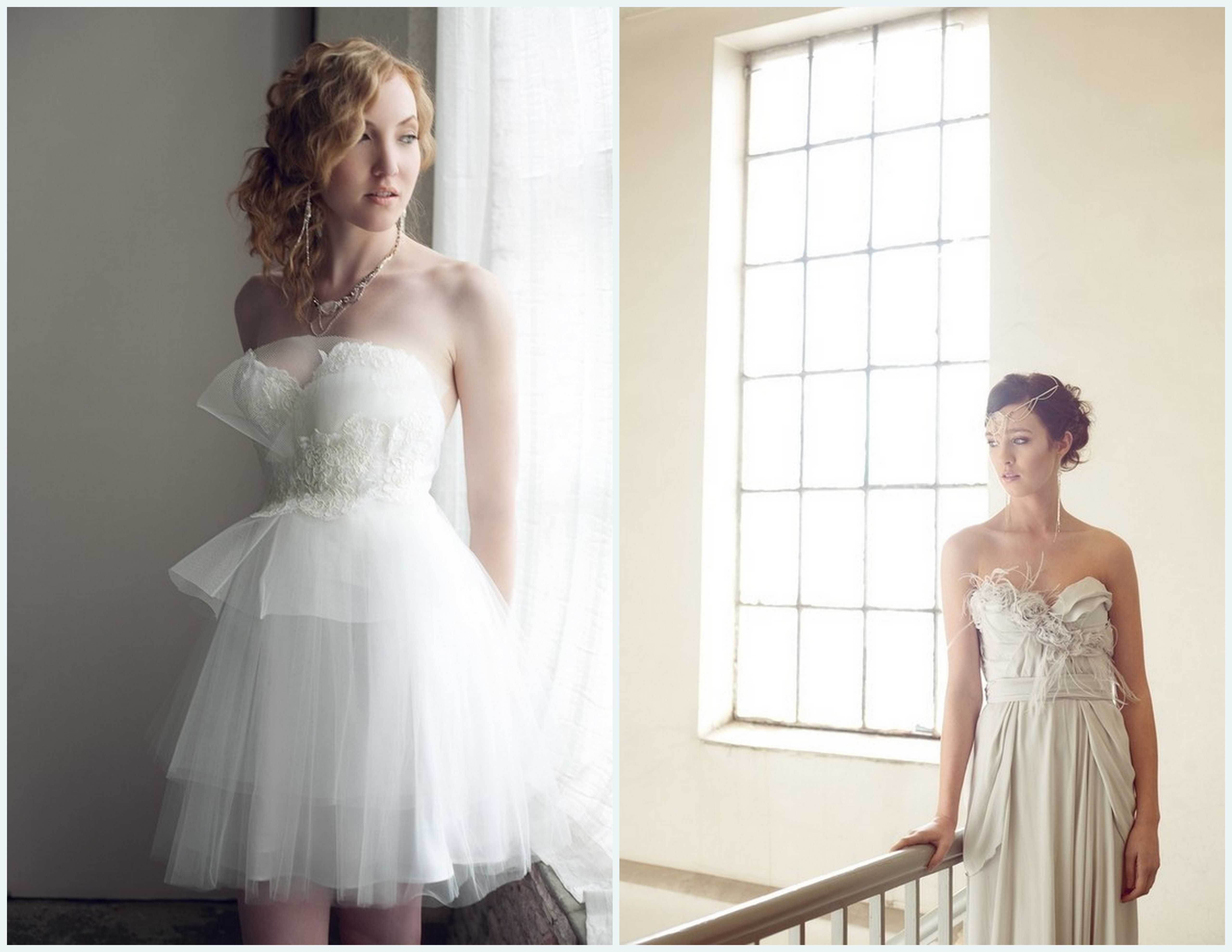 Claire LaFaye Wedding Gown Collection on Etsy