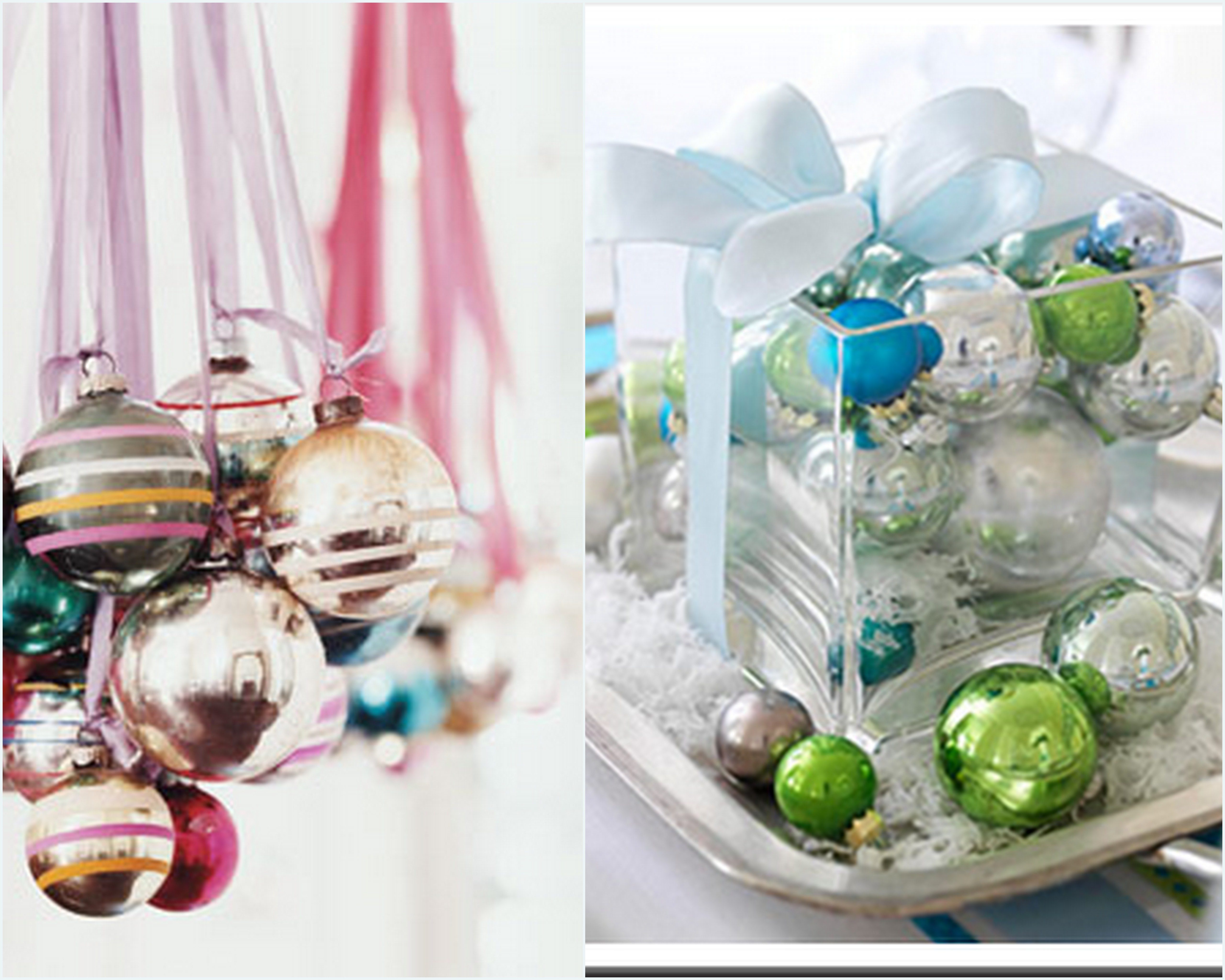 Superb Last Minute Christmas Decorating Ideas Part - 6: Your Tree Is Full Of Ornaments ...