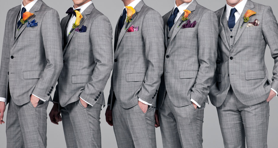 Indochino Grooms Wedding Suits and Tuxes