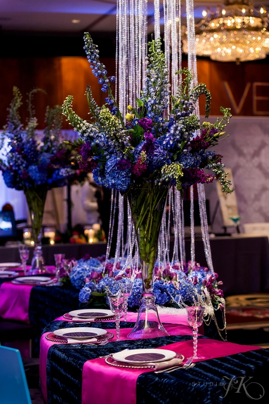 Blue And Purple Centerpieces For Weddings Images - Wedding ...