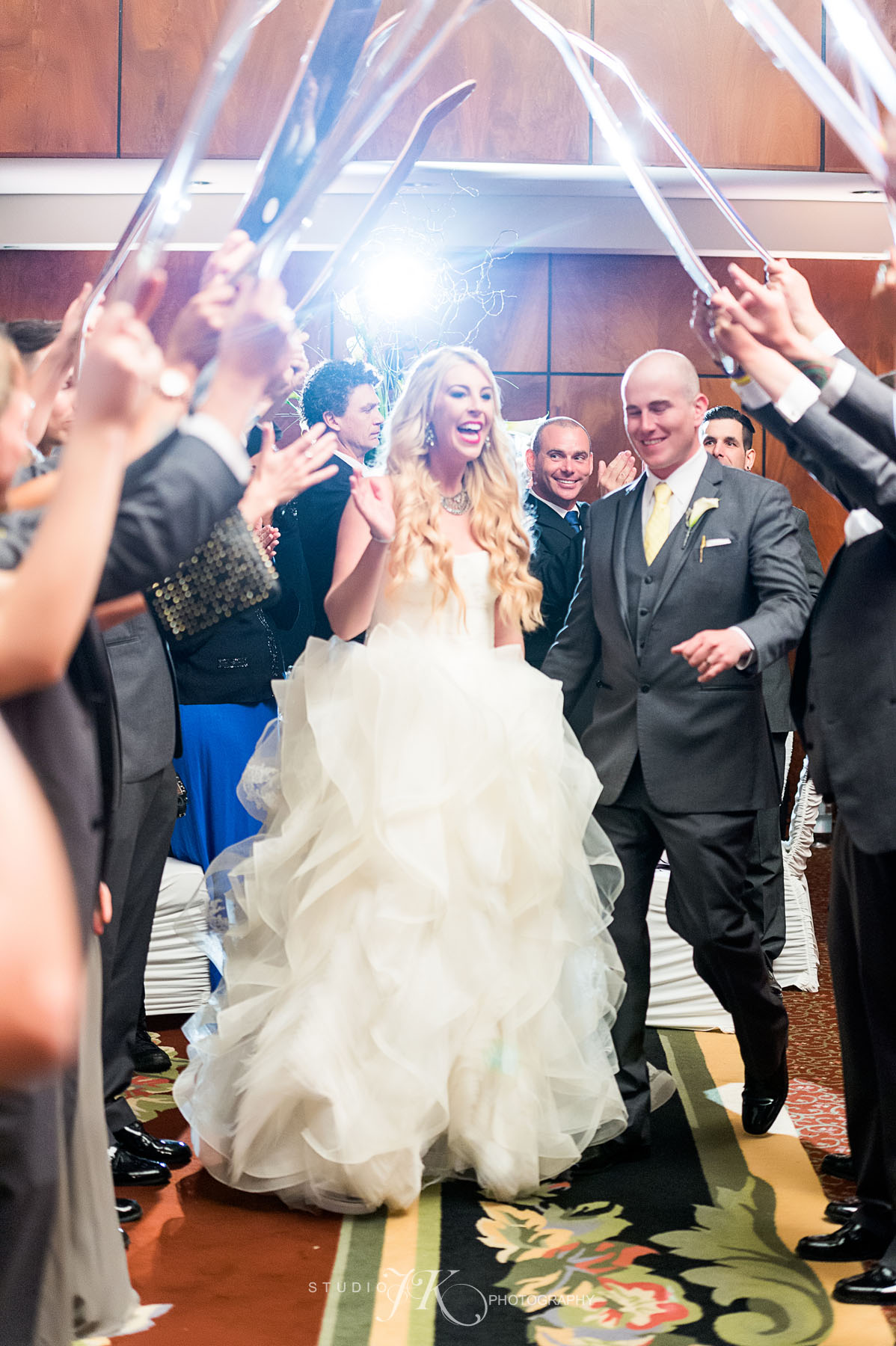 Cloud 9 Wedding At The Brown Palace Hotel
