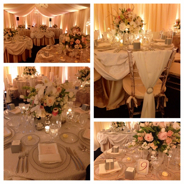 cloud 9 wedding and tent decor