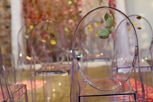 acrylic wedding chairs