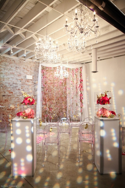 blanc Denver modern wedding