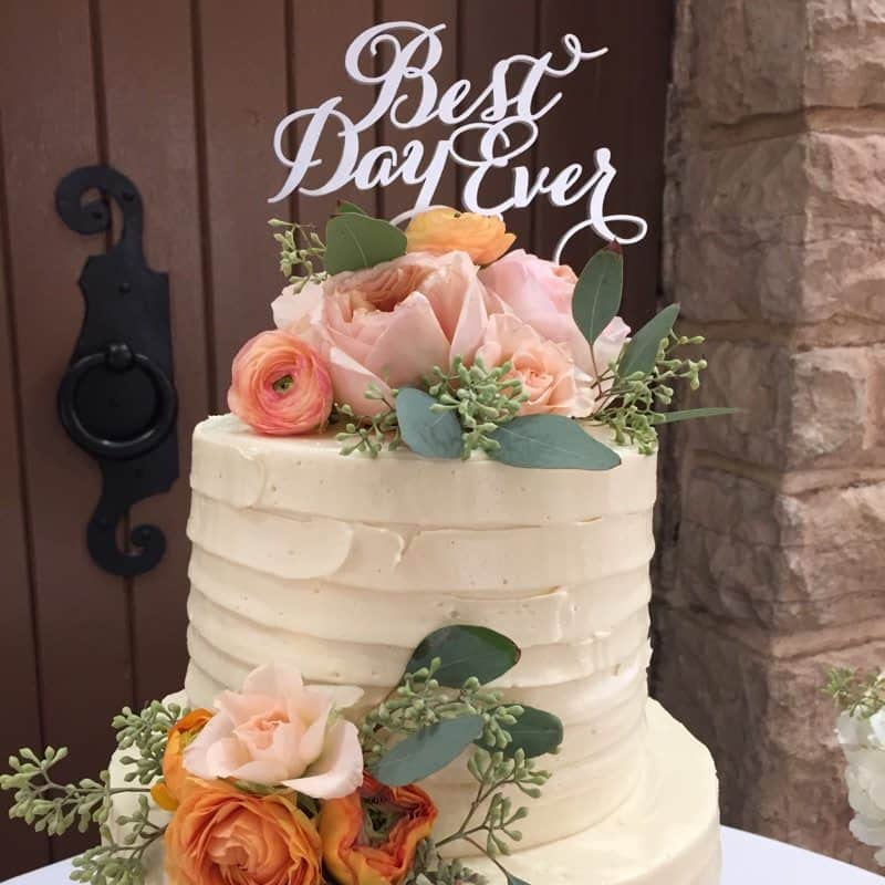 best day ever_wedding cake topper_cloud 9