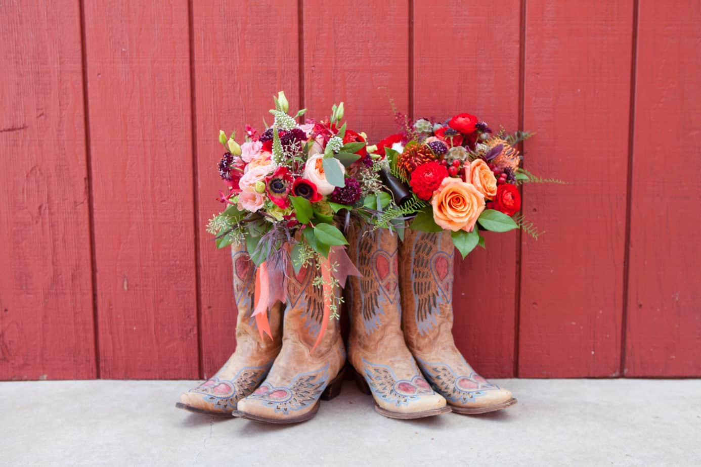 Fall wedding at crooked willow