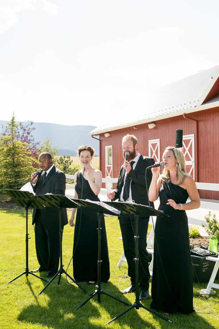 party singers_absolute romance_ranch wedding ceremony_cloud 9