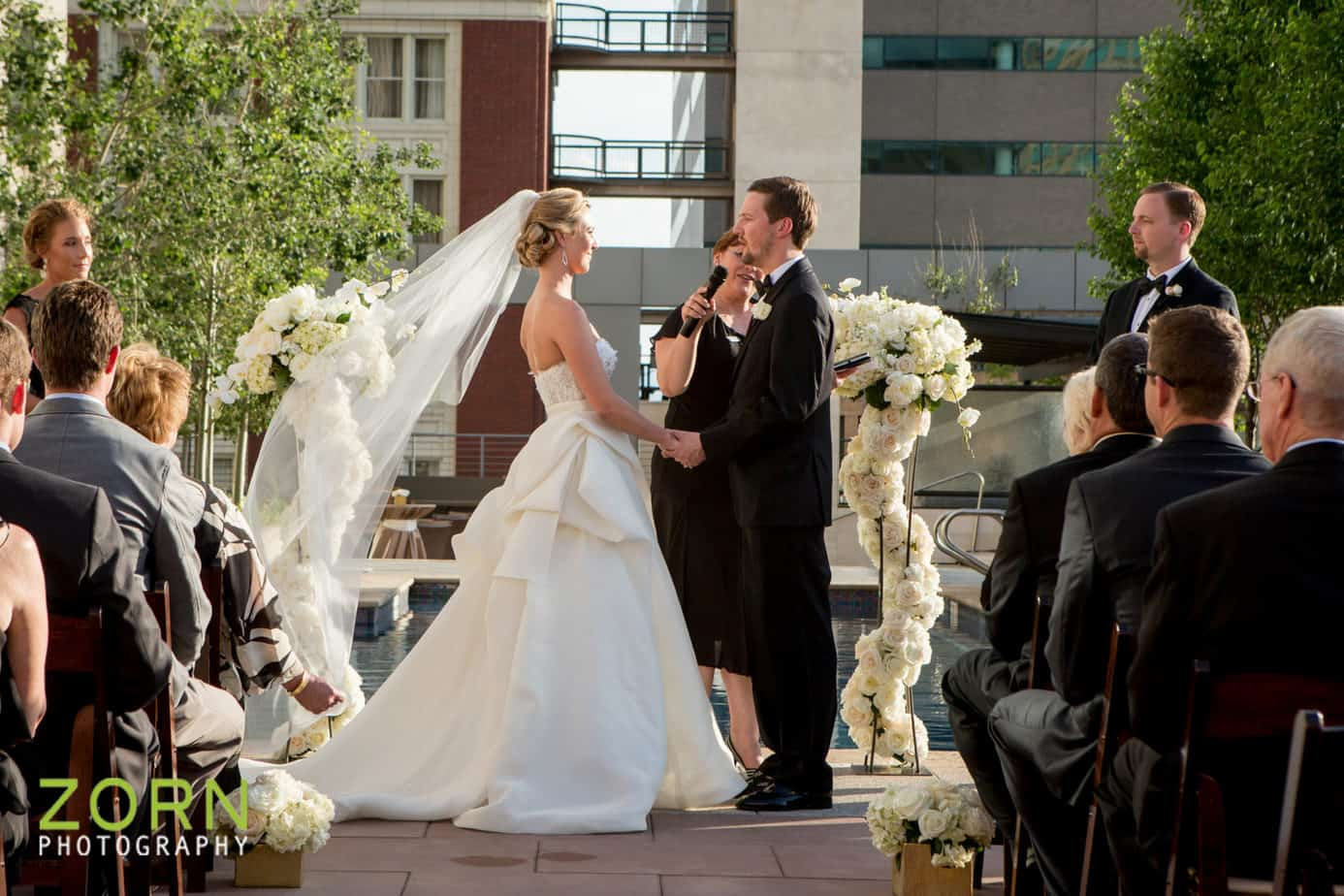 four seasons summer wedding_cloud 9