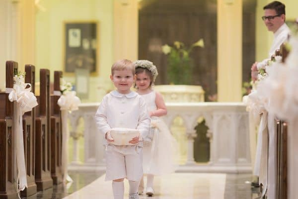 flower-girl_ring-bearer_cloud-9_cathedral-of-immaculate-conception