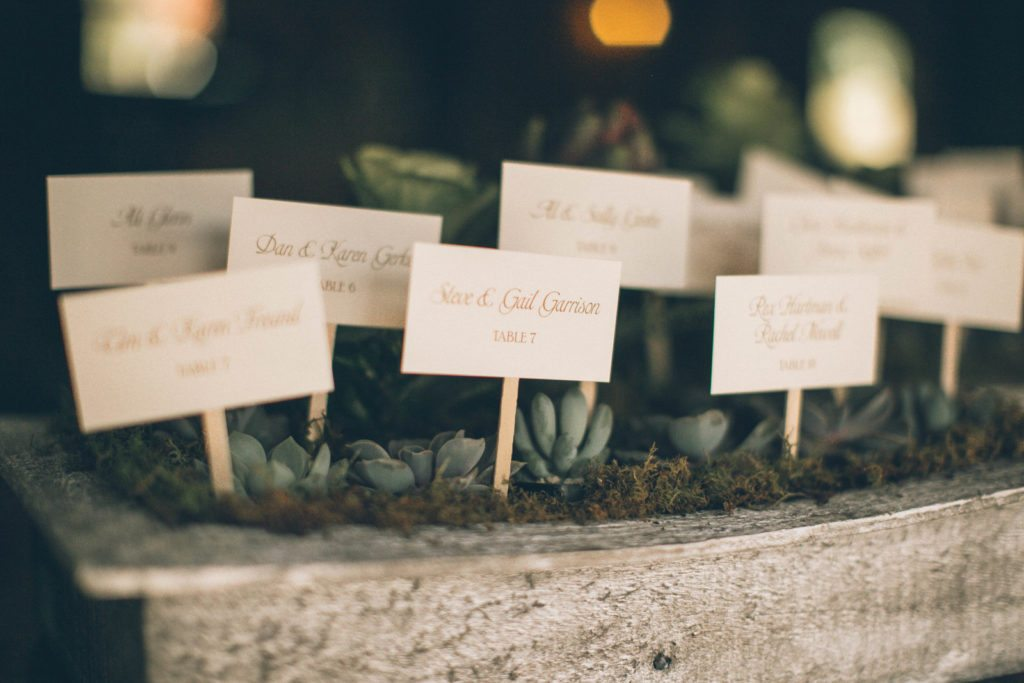 escort-cards_succulents_cloud-9_spruce-mountain-ranch