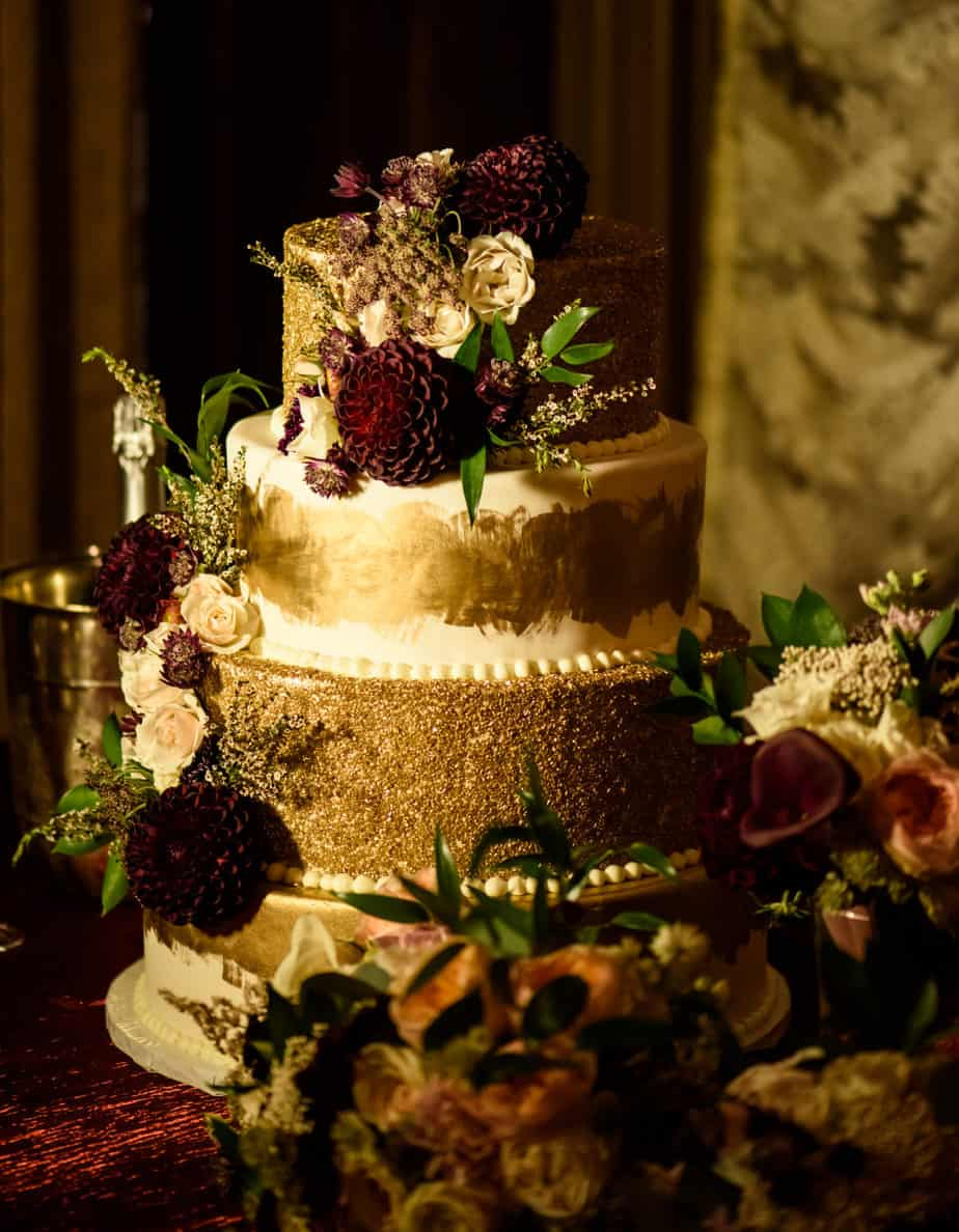 Brown Palace Hotel Fall Burgundy and Gold Wedding | Cloud 9 Weddings ...