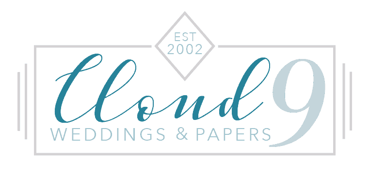 CLoud 9 Weddings and Papers. We are Denver Colorado's premiere wedding planner and event coordinator.